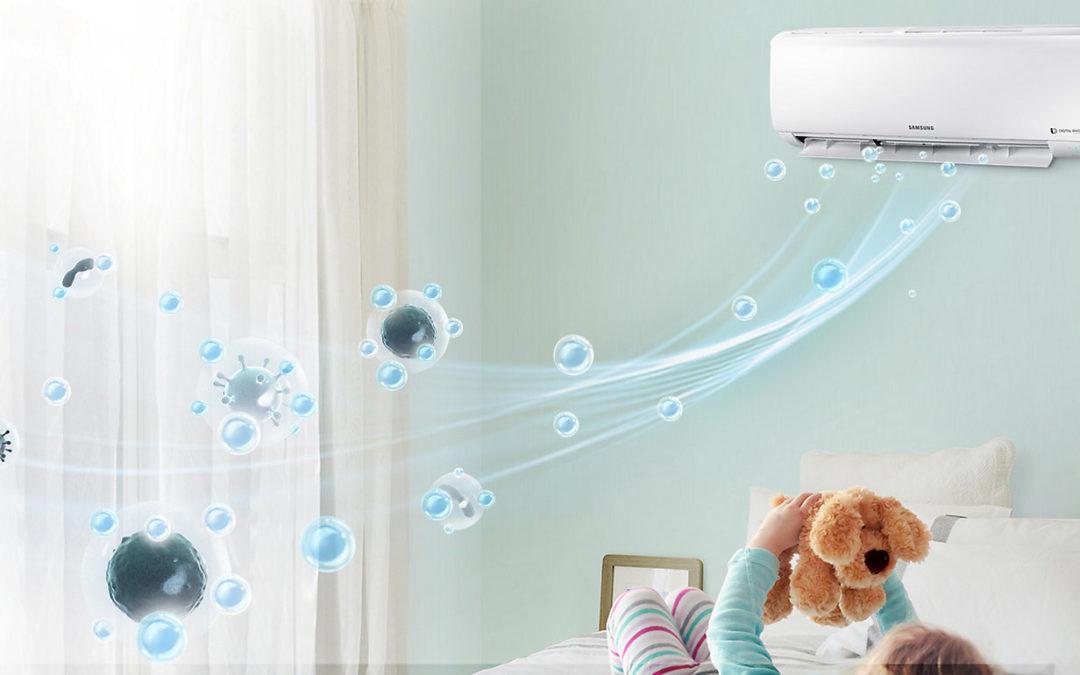 ►Purificación del aire | equipos aire acondicionado