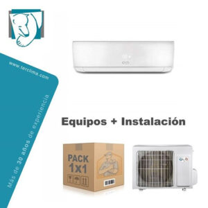 aire acondicionado ECOLIGHT 1X1_ARGO