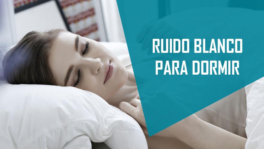 ► RUIDO BLANCO. LA MAGIA DEL VENTILADOR PARA AYUDAR A DORMIR